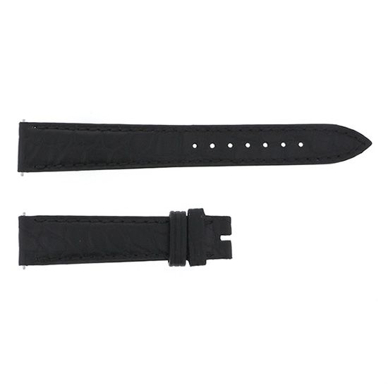 strap franckmuller Genuine strap Frank Muller For 1750/1752 Black croco -
