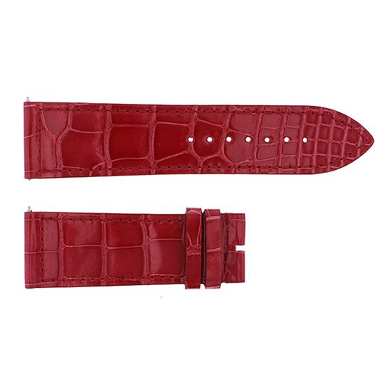 strap franckmuller Genuine strap Frank Muller For 1100/1150/1200/1250/1300/1350 Red croco -