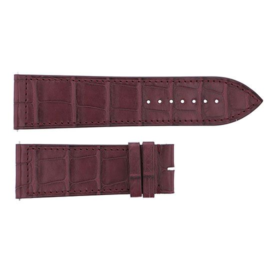 strap franckmuller Genuine strap Frank Muller For 1100/1150/1200/1250/1300/1350 Bordeaux Croco 1100/1150/1200/1250/1300/1350