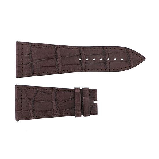 strap franckmuller Genuine strap Frank Muller For 6000K Brown croco 6000k