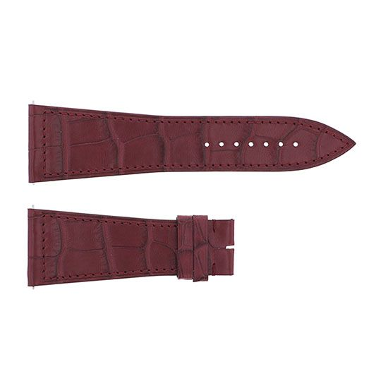 strap franckmuller Genuine strap Frank Muller For 6000H Bordeaux Croco 6000h