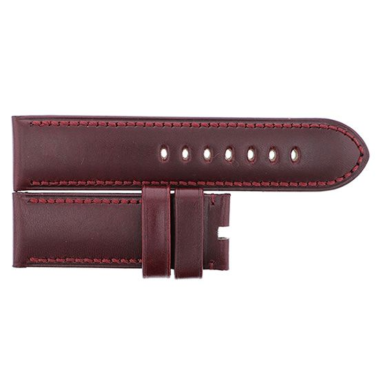 strap panerai Genuine strap PANERAI For 47mm Bordeaux -