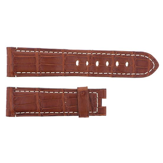 strap panerai Genuine strap PANERAI For 40mmD buckle Brown -