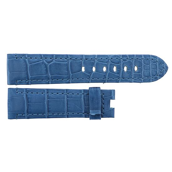 strap panerai Genuine strap PANERAI For 40mmD buckle blue -