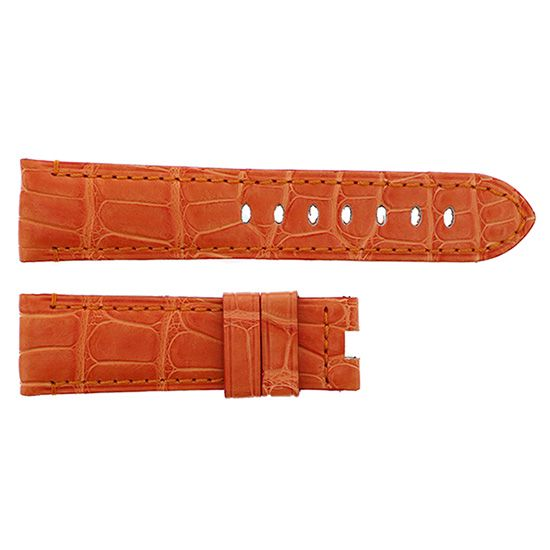 strap panerai Genuine strap PANERAI For 40mmD buckle Orange -