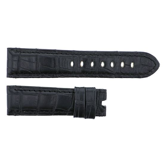 strap panerai Genuine strap PANERAI For 40mmA buckle black -