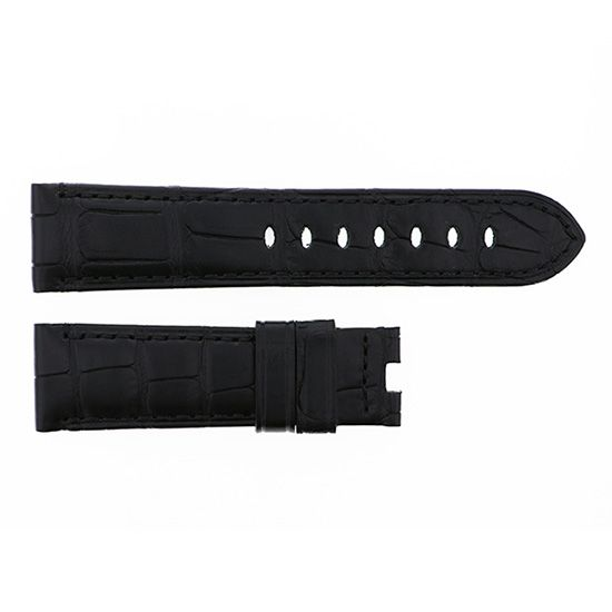 strap panerai Genuine strap PANERAI For 40mmD buckle black -