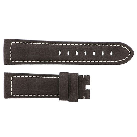 strap panerai Genuine strap PANERAI For 40mmA buckle Dark brown -