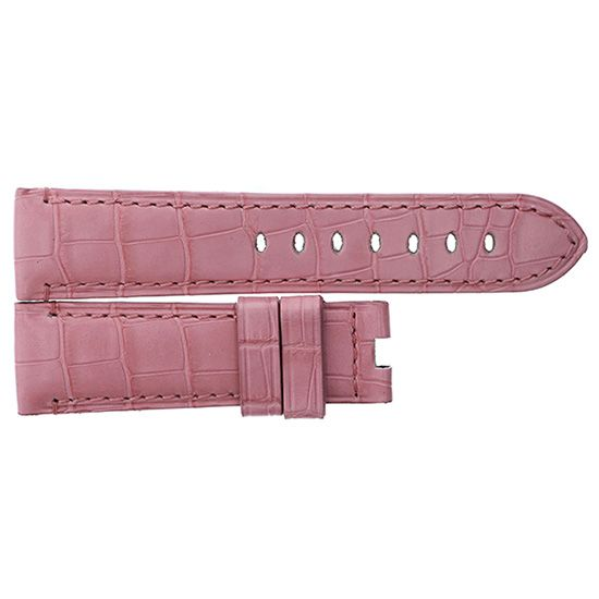 strap panerai Genuine strap PANERAI For 40mmD buckle pink -