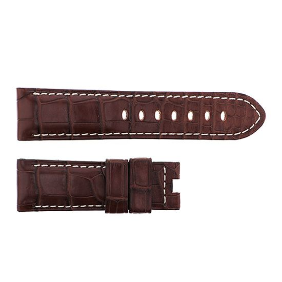 strap panerai Genuine strap PANERAI For 44mmD buckle Brown -