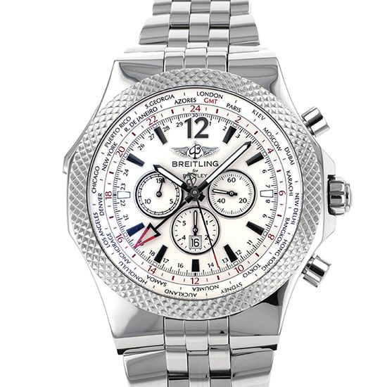 breitling bentley BREITLING Bentley GMT a476g57sgs