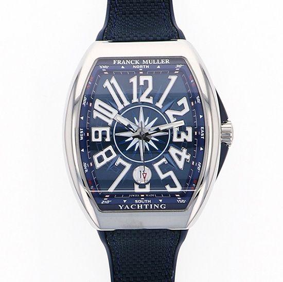 watch d1992 38b1c V41SC DT YACHTING (新品) フランク・ミュラー ヴァンガード ...