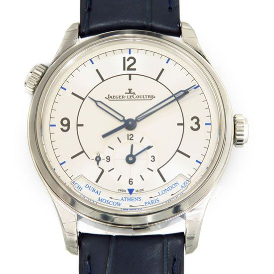 jaegerlecoultre master JAEGER LE COULTRE Master Geography q1428530