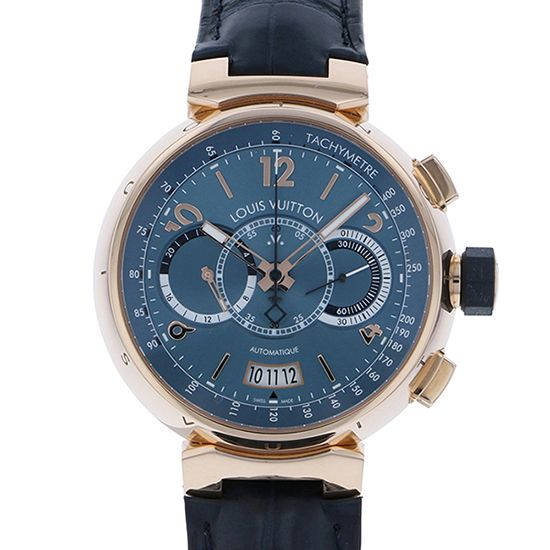 louisvuitton other Louis Vuitton Tambour Chronograph 8 books limited to the world q1029
