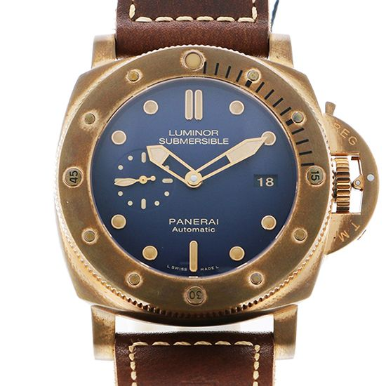 Luminor Submersible 1950 3 Days Bronzo