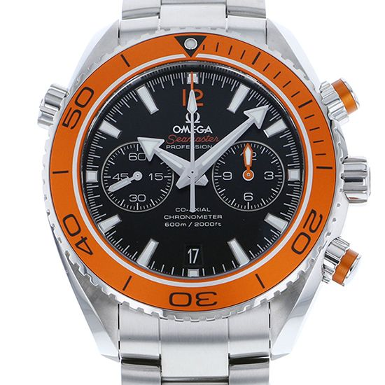 歐米茄Seamaster Planet Ocean Chronograph Co-Axial