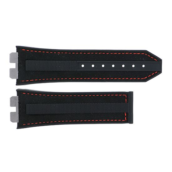 strap hublot Genuine strap HUBLOT Genuine strap big Bang Ferrari For 401/411 Black car flavor -