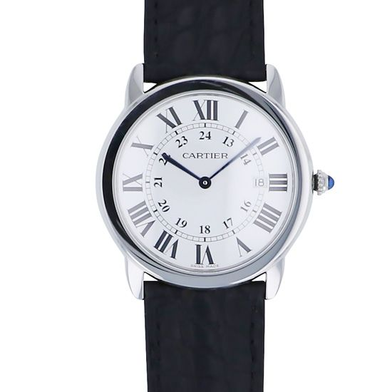 cartier rondesolodecartier カルティエ ロンドソロ  w6700255
