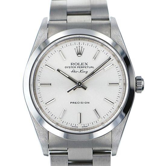 cheap for discount 3ba3a c71ad 14000M (中古) ロレックス エアキング | 腕時計の通販 - ジェム ...