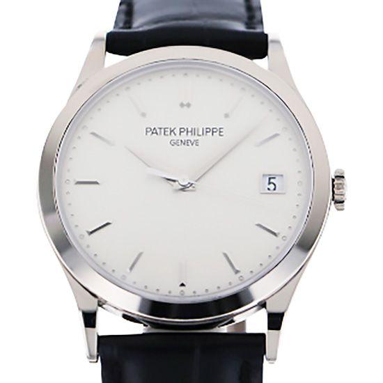 san francisco c8ad2 1f70d 5296G-010 (中古) パテック・フィリップ カラトラバ | 腕時計の ...