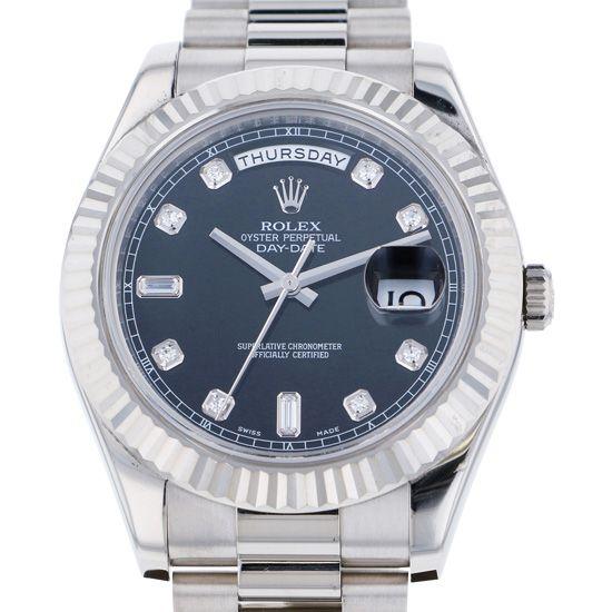 size 40 fa16d 92dc8 218239A(中古) ロレックス デイデイト | 腕時計の通販 - ジェム ...