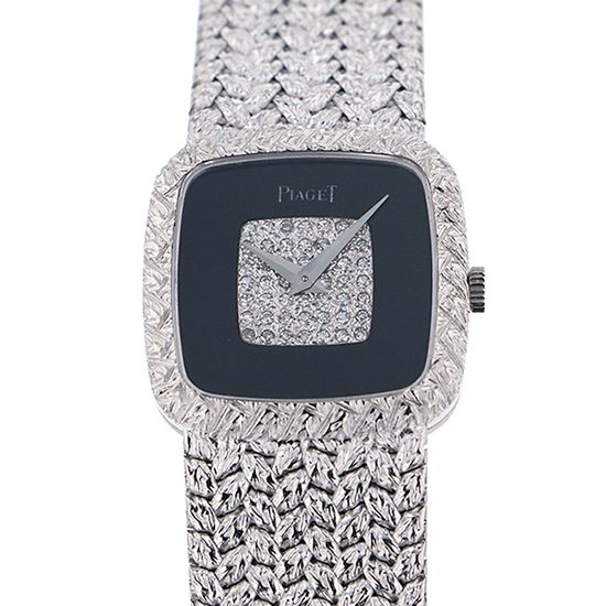 piaget other Piaget Women Square Hand-wound 9902d2/431322