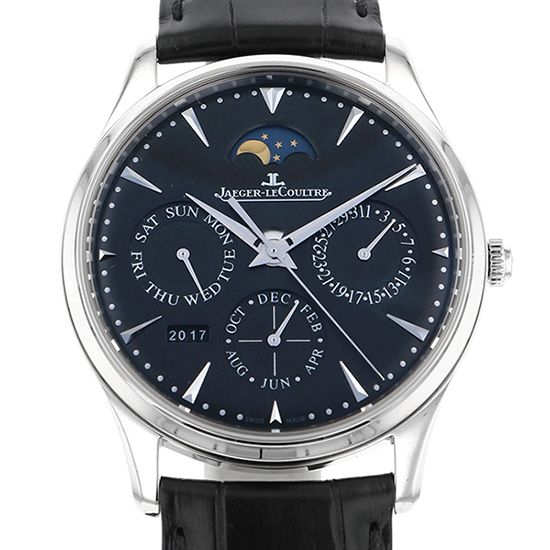 jaegerlecoultre master JAEGER LE COULTRE Master Ultra slim Perpetual q1308470