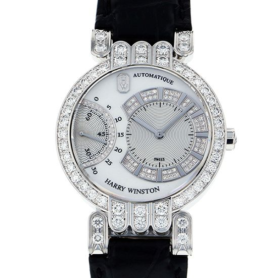harrywinston premiere HARRY WINSTON Premiere Ex Center Case diamond 200/masr37wl.md/d3.1