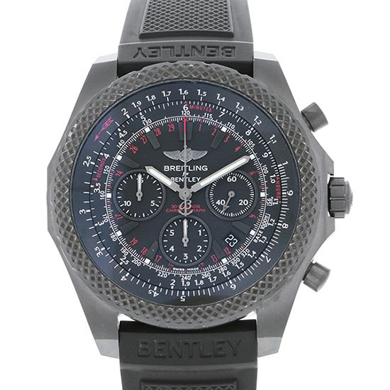 breitling bentley BREITLING Bentley Light body Midnight carbon Limited to 1000 copies in the world v2536722/bc45