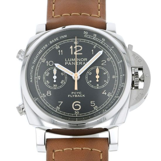 panerai luminor1950 PANERAI Luminor 1950 PCYC 3 Days Chrono Flyback Automatic Acciaio pam00653