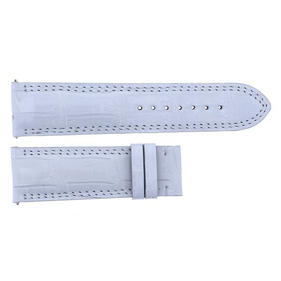 strap dunamis Genuine strap Dynamis White croco for spartan -