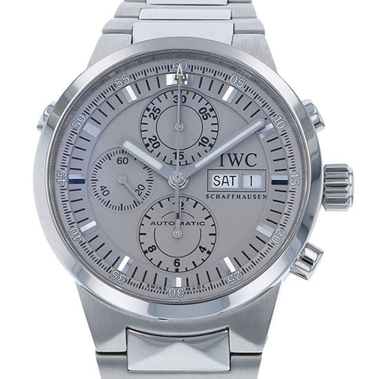 iwc other IWC GST クロノグラフ ラトラパンテ iw371508