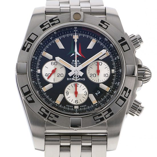 breitling chronomat BREITLING Chronomat 44 Frecce Tricolori Limited to 1000 copies in the world a013bftps