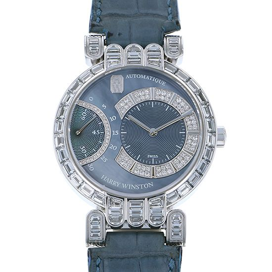 harrywinston premiere HARRY WINSTON Premiere Ex Center Bezel bucket diamond 200/masr37w