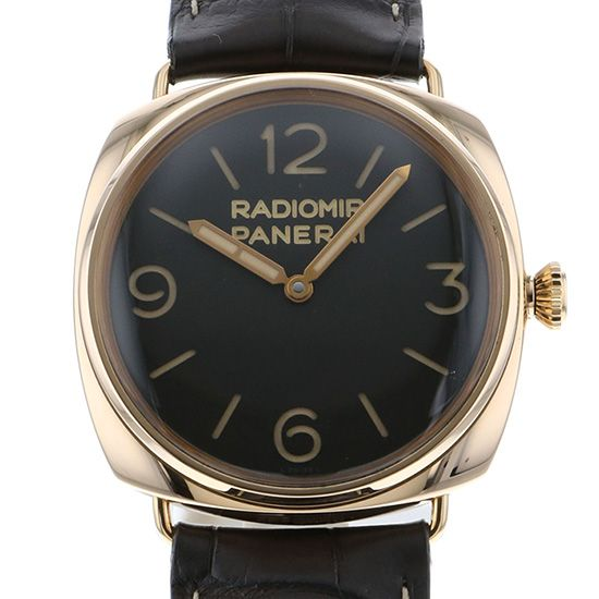 panerai radiomir PANERAI Radio meal 3 Days Ororosa World limited 501 pam00379
