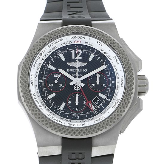 breitling bentley BREITLING Bentley GMT Light body eb0433