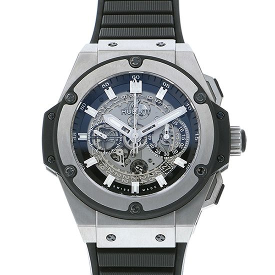 hublot kingpower HUBLOT King power Unico Titanium 701.nx.0170.rx