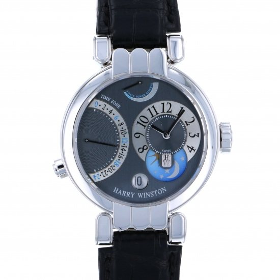 harrywinston premiere HARRY WINSTON Premiere Ex Center Time zone 200/mmtz39wla