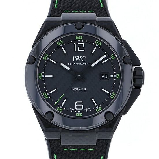 iwc engineer IWC Ingenieur Automatic Carbon performance Limited to 1000 copies in the world iw322404