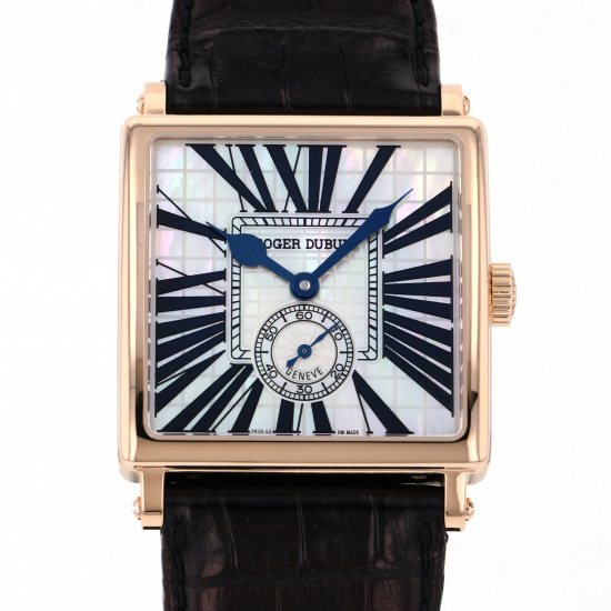 rogerdubuis other ROGER DUBUIS Golden square g40 14 5 gn1g.7ar