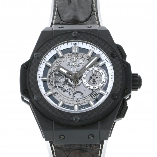 hublot kingpower HUBLOT King power Unico Black White 701.cq.0112.hr