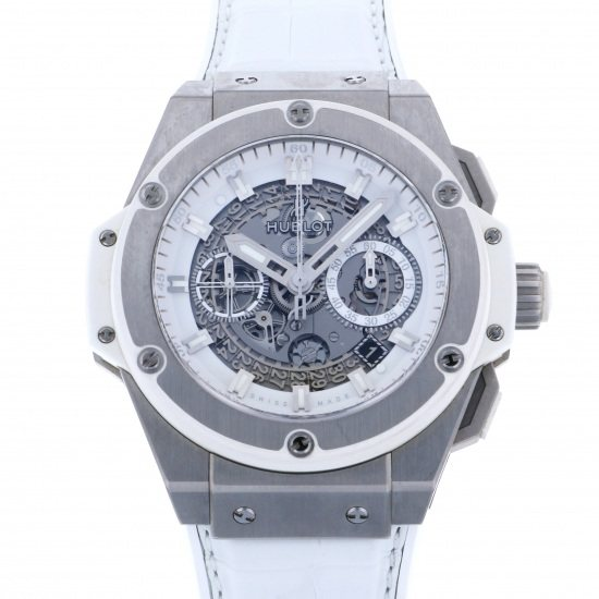 hublot kingpower HUBLOT King power Unico Titanium 701.ne.0127.gr