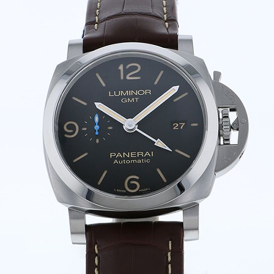 panerai luminor1950 PANERAI Luminor 1950 3 Days GMT Automatic Acciaio pam01320