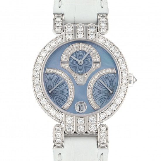 harrywinston premiere HARRY WINSTON Premiere Ex Center Retrograde 200/uab134w