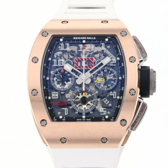 richardmille other Richard Mille Felipe Massa rm011 ak rg