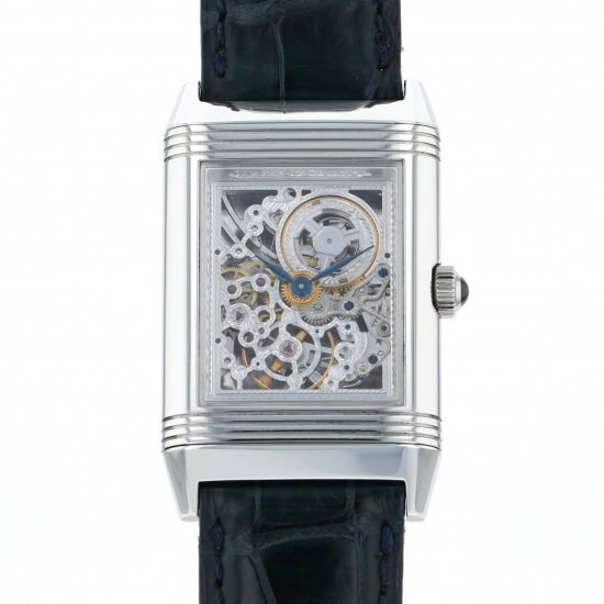 jaegerlecoultre reverso JAEGER LE COULTRE Reverso platinum 500 books in the world 270.6.49