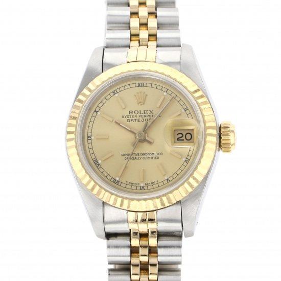 new concept f5b98 67716 69173(中古) ロレックス デイトジャスト | 腕時計の通販 ...