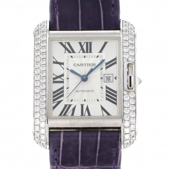 cartier tank Cartier tank Anglaise LM wt100018