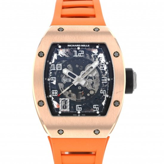richardmille other Richard Mille Automatic rm010 ai rg
