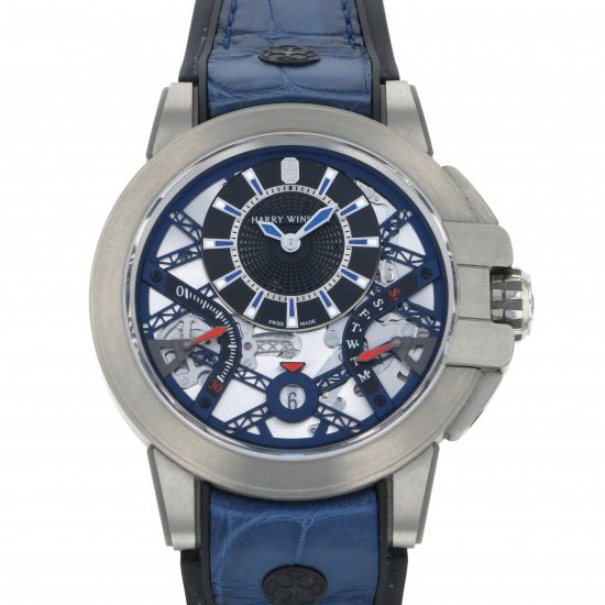 harrywinston ocean HARRY WINSTON Ocean Project Z10 World Limited 300 oceabi42zz001